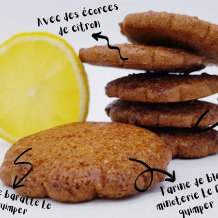 Maison Roz Spernez - Biscuits Citron Maison