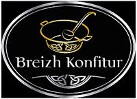Logo breizh konfitur