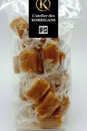L'Atelier des Korrigans - Producteur Caramel Beurre salé bio