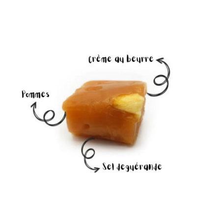 L'Atelier des Korrigans - Producteur Caramel Beurre salé et Pommes bio