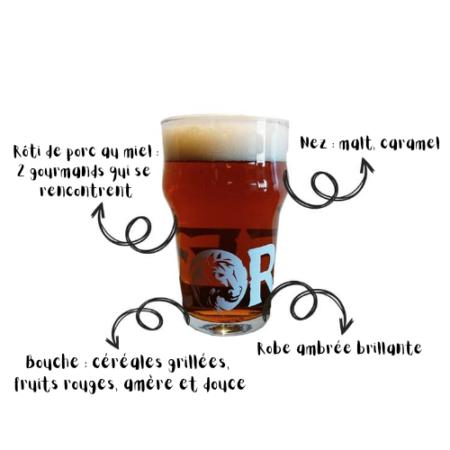 coreff - Bière Ambrée bio