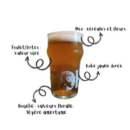 coreff - Bière Blonde bio