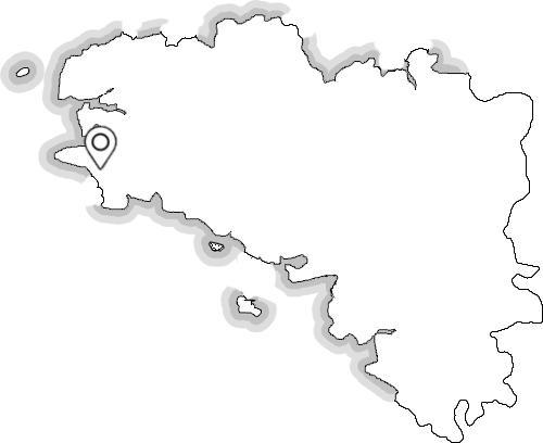 Localisation L'Atelier des Korrigans