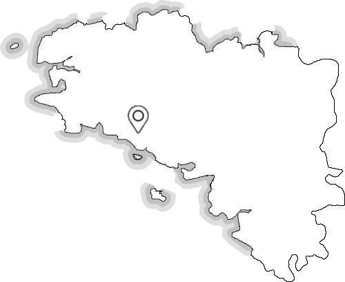 Localisation Maison Roz Spernez