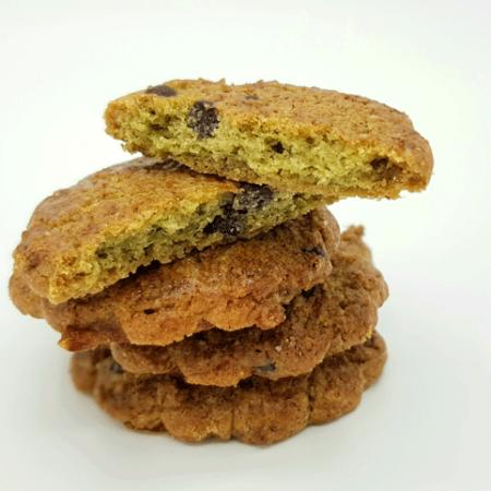 Maison Roz Spernez - Biscuits Chocolat Ortie