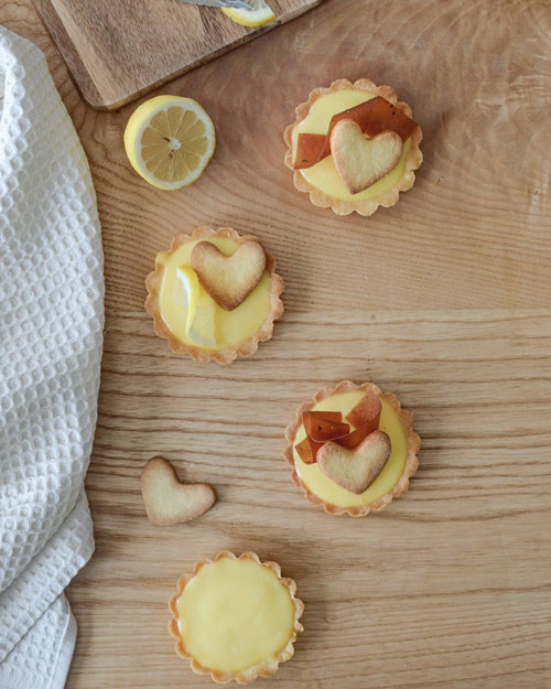 Fruit Ride - Tartelettes aux Lacets de fruits