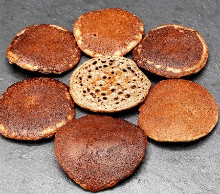 Maison Roz Spernez - Toast au sarrasin