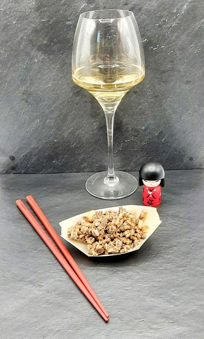 Tiboom - Apérokrunch - Granola salé à la Japonaise