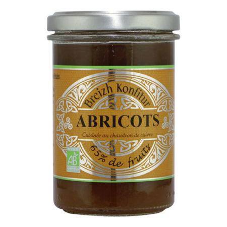 Breizh Konfitur - Confiture d'Abricot bio
