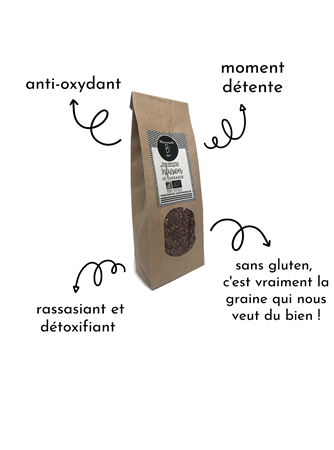 Mademoiselle Breizh - Infusion au Sarrasin Bio