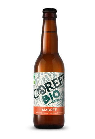 Coreff - Bières Ambrée bio 33cl