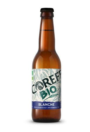 Coreff - Bières Blanche bio 33cl