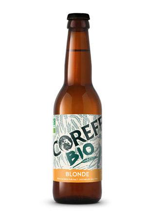 Coreff - Bières Blonde bio 33cl