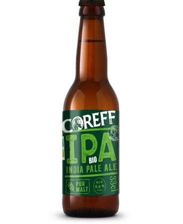 Coreff - Bières IPA bio 33cl