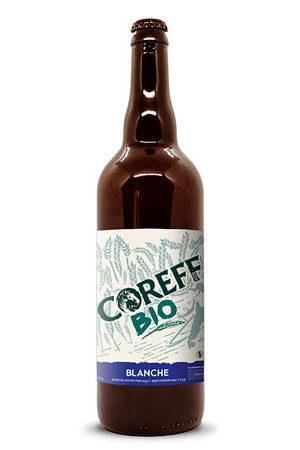 Coreff - Bières Blanche bio 75cl