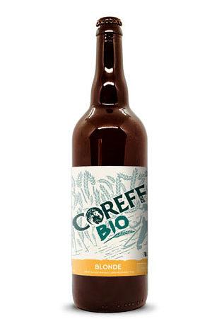 Coreff - Bières Blonde bio 75cl