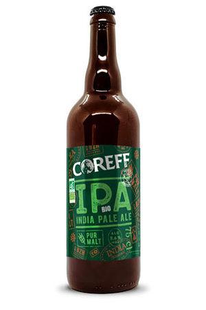 Coreff - Bières IPA bio 75cl