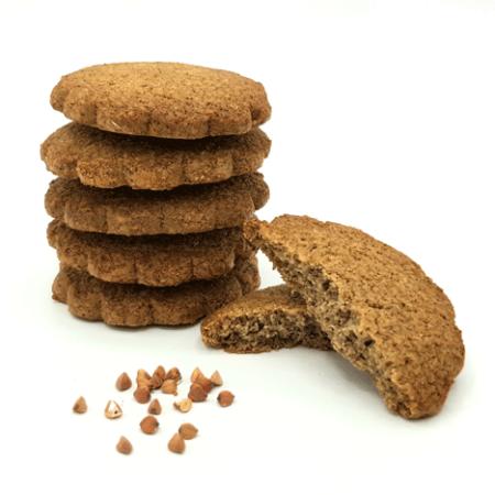 Maison Roz Spernez - Biscuits au Sarrasin