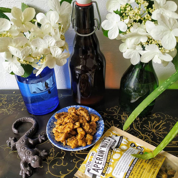 Tiboom - Aperaw'Nuts Cheesy