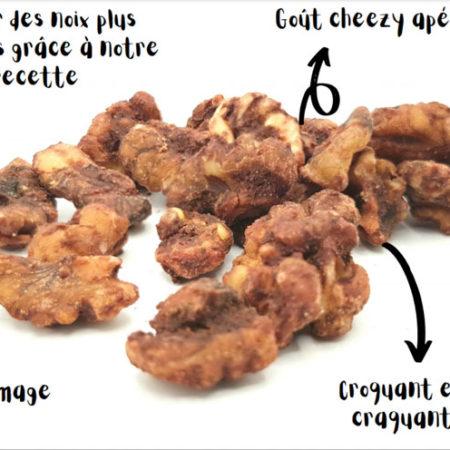 Tiboom - Aperaw'Nuts goût Cheesy