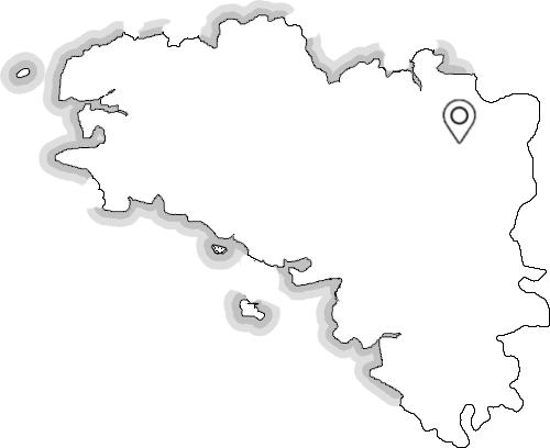 Les Boc's - Localisation Rennes