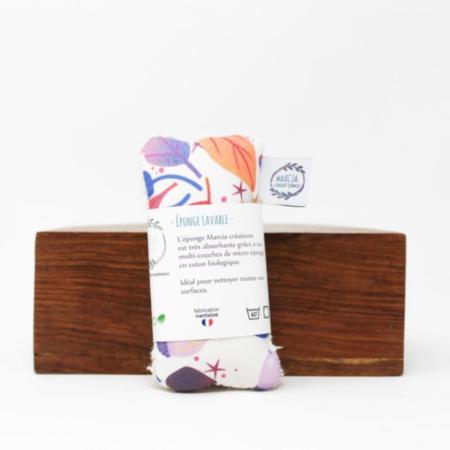 Marcia Création - Eponge lavable Taille S