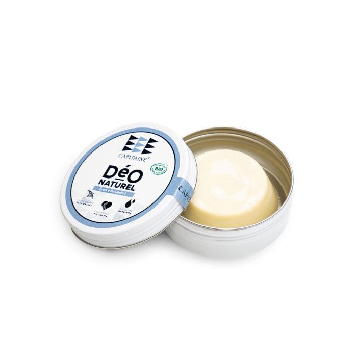 deodorant bio solide écorce de cédrat capitaine cosmériques