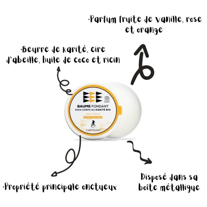 baume onctueux